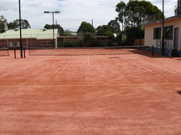Doutta Galla Tennis Club